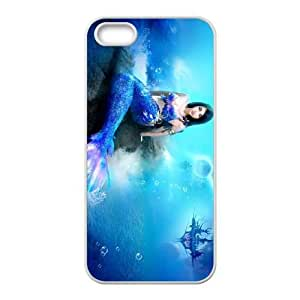 iphone5 5s White Anime Mermaid phone cases protectivefashion cell phone cases HYQT5822942