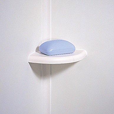 Swanstone Corner Soap Dish - 8