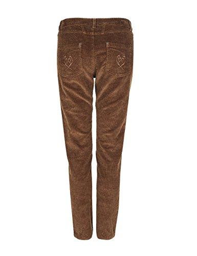 Brigitte von Boch–Mujer–Fowler 7/8Cord de pantalones