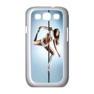 UNI-BEE PHONE CASE For Samsung Galaxy S3 -Pole Fitness Dancing-CASE-STYLE 2