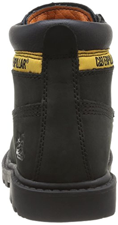 Cat Colorado Plus, Unisex Kids  Chelsea Boots, Black (Kids Black), 2 Child UK (33 EU)