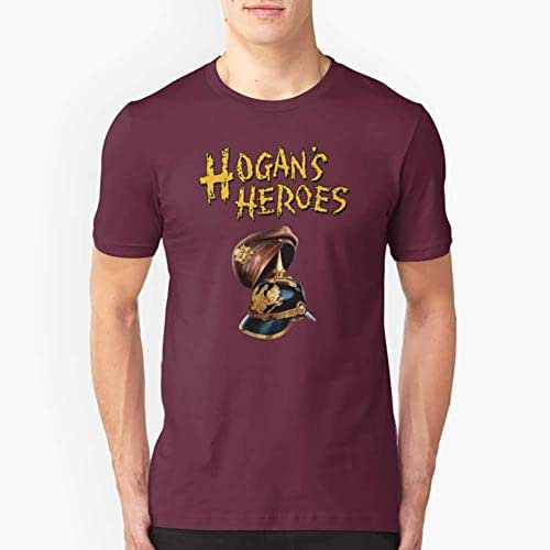 Unisex T-Shirt Hogans Heroes Intro Shirt Shirts For Men Women Mon Mothers Day Gift