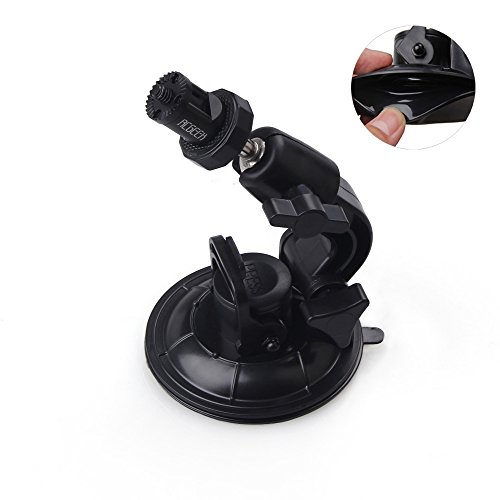 RCGEEK DJI OSMO Car Mount Vehicle Mount Suction Cup Base Car Holder for DJI OSMO+ DJI OSMO Mobile Handheld 4K Gimbal Camera
