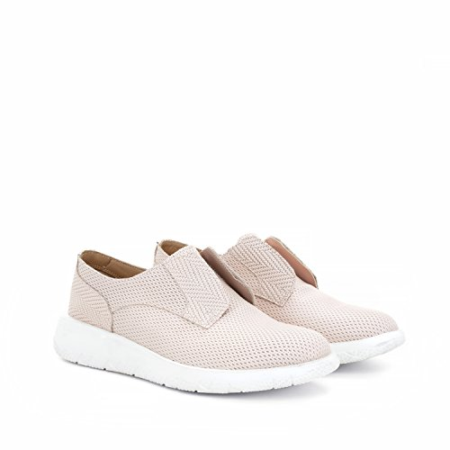 Traforata Sneaker Cipria Donna Rosa Rossetti Fratelli wg5tq8c