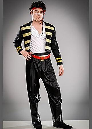 Magic Box Disfraz de Estilo Pop Adulto Adam Star para Hombre de ...