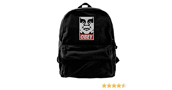 MIJUGGH Canvas Backpack Final Warhol Fantasy Rucksack Gym Hiking Laptop Shoulder Bag Daypack for Men Women