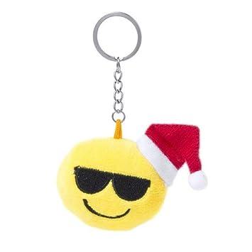 Lote de 50 Llaveros Emoticonos Navidad - Envío GRATIS ...