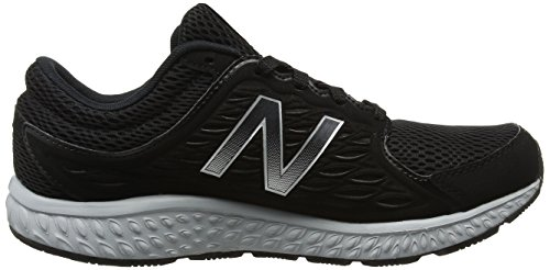 New Balance 420v3, Zapatillas Deportivas para Interior para Hombre Negro (Black)
