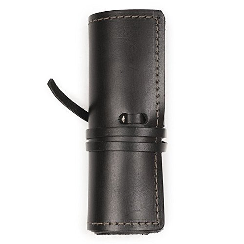 - Rustico Sidekick Leather Cord Wrap Black