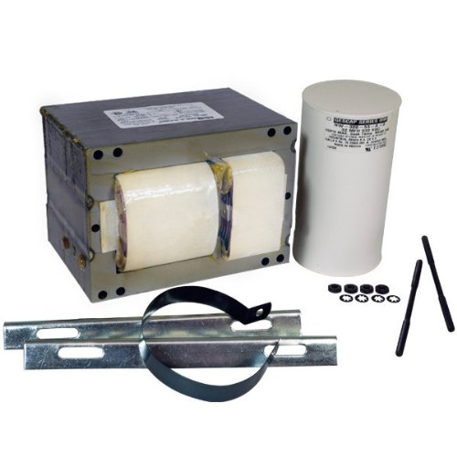 - Advance 71A6542-001 - 1000 Watt - Metal Halide Ballast - 480 Volt - ANSI M47 - Power Factor 90% - Max. Temp. Rating 194 Deg. F - Includes Oil Filled Capacitor and Bracket Kit