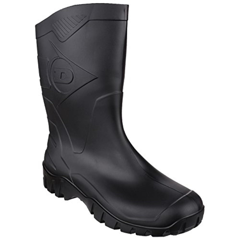 Dunlop Dee Calf K580011 Mens Wellington Boots (37 EUR) (Green)