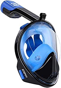 Win A Free adepoy Full Face Snorkel Mask