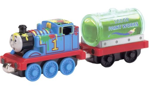 Learning Curve Take Along Thomas & Friends - Thomas and Paint Car 2-Pack