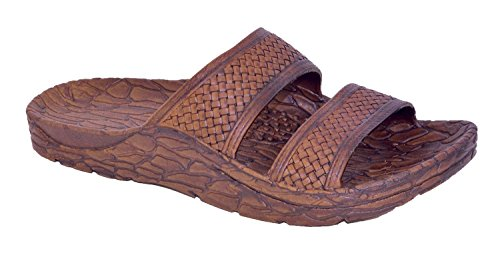 Mens Rugged Casual Sandal (Pali Hawaii Rugged Mens Jesus Sandals Jandals (12))