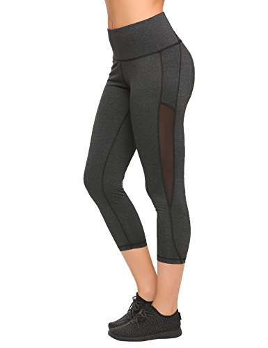 COORUN Women's Workout Leggings Running Tights Yoga Pants Review