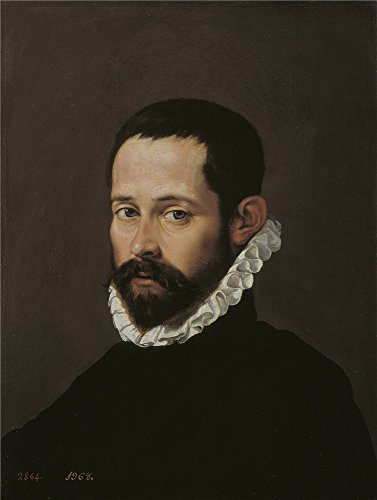 The Polyster Canvas Of Oil Painting 'Anonymous Diego Hurtado De Mendoza 1560 1600 ' ,size: 10 X 13 Inch / 25 X 34 Cm ,this Imitations Art DecorativeCanvas Prints Is Fit For Bathroom Decor And Home Gallery Art And Gifts