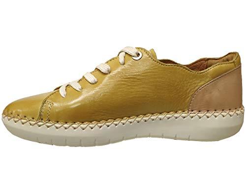 Pikolinos Donne Sneakers Sol W0y Mesina Cognac Basse AqAUrF