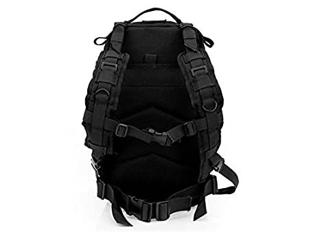 Amazon.com : SolarM Outdoor Camping Adjustable Military Tactic Backpack Rucksacks Hiking Travel Bag Daypack Mochilas : Sports & Outdoors
