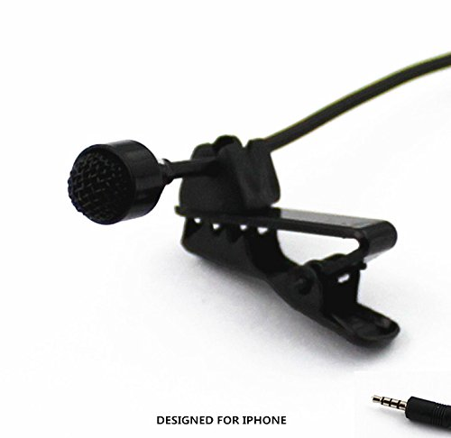 Lavalier Microphone JK MIC J 044