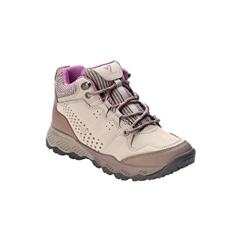 Vionic Women's Everett Boot Taupe 6 B(M) US by Vionic
