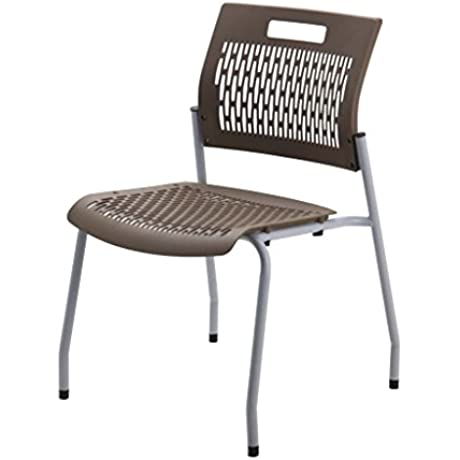 FlexOne Stacking Chair Brown