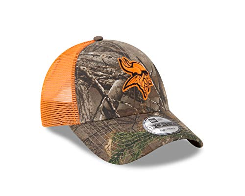 fd477e322 Minnesota Vikings Camouflage Caps. New Era NFL ...