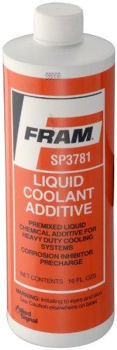 nobrandname SP3781 Fram Liquid Coolant Additive by Fram