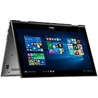 Dell Inspiron 5578, Windows 10, Intel i7-7500U, 2.7 GHz, 512 TB, Gray, 15.6 (Certified Refurbished)