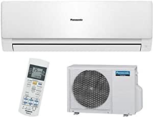 Panasonic KIT-YE12-MKE Sistema split sistema de - Aire acondicionado (200 W, 1300, 1020, 200 W, 1420, 1100, AC 230 V, A)