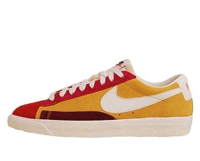 check out 2c5f3 037cb NIKE BLAZER LOW VINTAGE MULTI QS uk size 10: Amazon.co.uk: Shoes & Bags