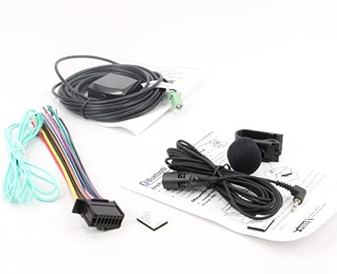 Xtenzi Connection Cable Set compatible with Pioneer Avic5000nex Avic5100nex on