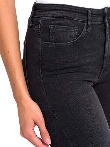 Natalia Skinny Grau Cross dark Donna Used 091 Grey Jeans pTSSUqwWg
