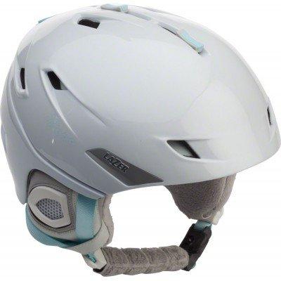 Lazer Women's Tempted Snow Helmet: White Pearl~ SM