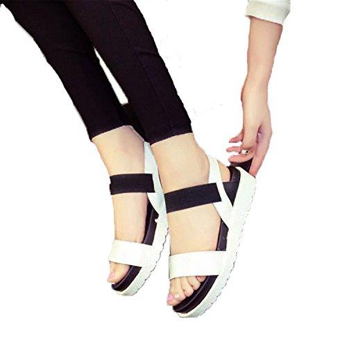 78f094896373 best woman sandals women NEW peep-toe flat Shoes Roman sandals Women  sandals sandalias mujer