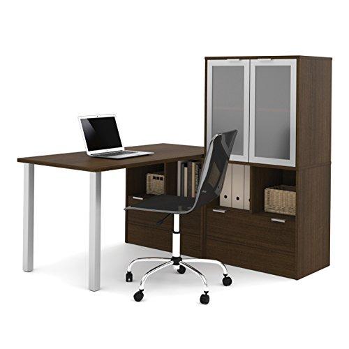 i3 by Bestar L-Shaped Desk in -