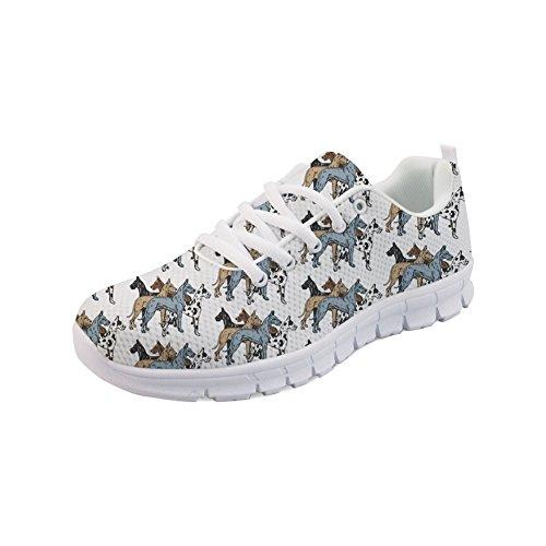 Flat Lightweigh Shoes 12 Sneakers 5 dane Mesh US5 Casual Running gret Nopersonality Walking XqAdA