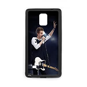 Samsung Galaxy Note 4 Cell Phone Case Black_5s summer music Zqwvd