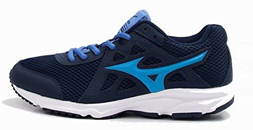 40 Donna bianco Mizuno azzurro Spark Running Scarpa Blu Da 2 SFw4Zq6
