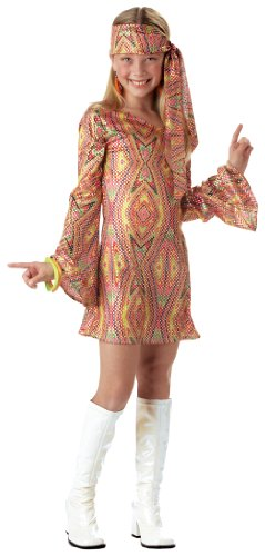 70s Girl (California Costumes Toys Disco Dolly, Medium)