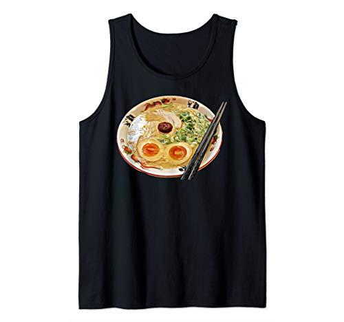 LetterTrunk Vietnamese Pho Soup Broth and Herbs Tank Top (Best Vietnamese Food In Dallas)