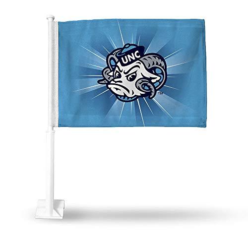 Rico Industries NCAA North Carolina Tar Heels Car Flag