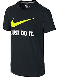 Nike Boys 'Just Do It Swoosh tee
