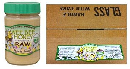 Raw Honey 32 Ounces (Case of 12)