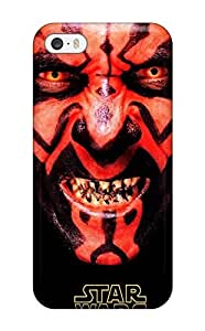 Hot Tpye Star Wars Case Cover For Iphone 5/5s
