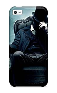 New Cute Funny Abraham Lincoln Vampire Hunter Case Cover/ Iphone 5c Case Cover by mcsharks