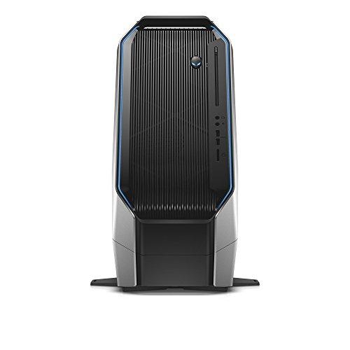 Alienware Area-51 a51R2-6472SLV Gaming Desktop (Intel Core i7, 16 GB RAM, 128 GB SSD + 2 TB HDD, Dual NVIDIA GTX 980) (Certified Refurbished) ()