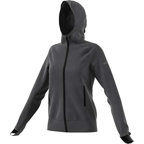 nbsp;giacca Grigio Soshj nbsp;– W Donna carbon Adidas Carbone Stretch wIAYS