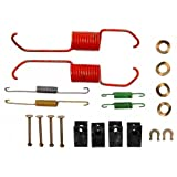 Raybestos H17321 Professional Grade Drum Brake Hardware Kit