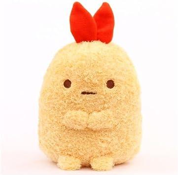 Lindo muñequito de peluche gamba en tempura de Sumikkogurashi de ...