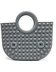Push It Pop Fidget Handbags and Purses for Women Fashion,Stress Relief Push Bubble Popper Sensory Fidget Women's Handbags